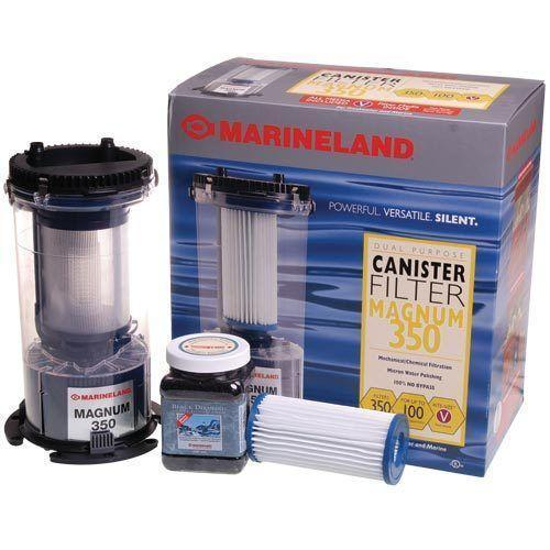 Review of Marineland PC0350C Magnum 350 Canister Filter
