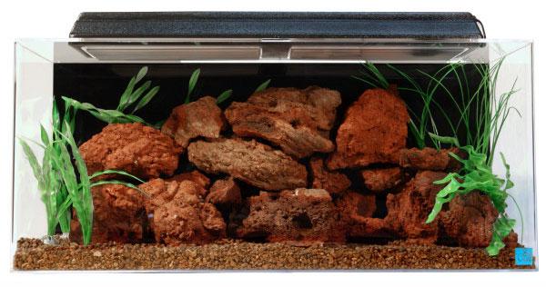Seaclear 50 gallon acrylic aquarium review aquariphiles for Sea clear fish tank
